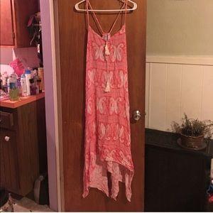 LOLA maxi dress sz XL